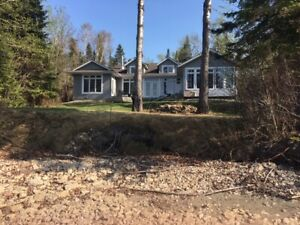 Executive Cottage/Lake House for Lease-Hecla Island