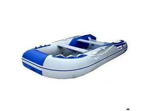 *CLEARANCE* Kodiak Inflatable Boats Aluminum Fishing 9, 11, 12FT