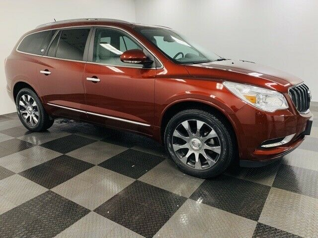Image 6 Voiture American used Buick Enclave 2017