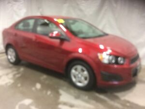 2012 Chevrolet Sonic LS- REDUCED! REDUCED! REDUCED!