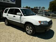 2006 Subaru Forester 79V MY06 X AWD Silver 4 Speed Automatic Wagon Bayswater North Maroondah Area Preview