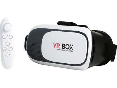 VR box Headset with Bluetooth remote control Included - A Grade