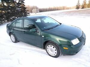 Ready To Drive  2001 jetta. **winter ready**cheap on gas