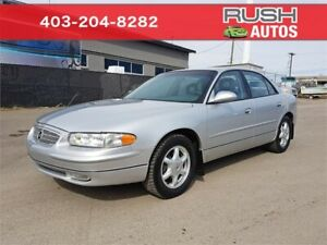 2002 Buick Regal LS - Bluetooth, Leather, Sunroof