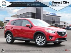 2015 Mazda CX-5 | GT | Tech Package | Leather | Moonroof | Blind