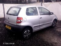 Volkswagen Fox 1.2 2006 For Breaking