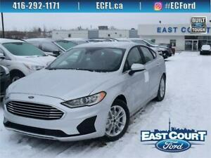 2019 Ford Fusion SE| Nav|Heated Seats| Lane assist|Collision ctr