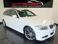 2011 BMW 3 Series 2.0 318d M Sport Touring 5dr