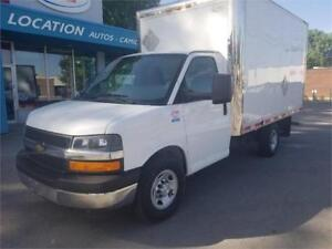 CHEVROLET EXPRESS CUBE 12 PIEDS