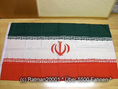 Fahnen Flagge Iran  - 1 - 150 x 250 cm