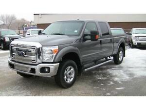 2013 Ford F-250 XLT 4x4 6.2L v8 - PRICED RIGHT!