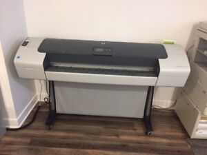 HP DesignJet T610 Printer/Plotter