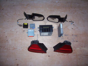 Honda Accord Parts – 2 Door Coupe
