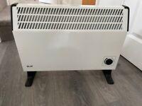 Glen indoor electric free standing heater