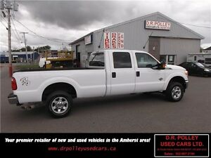 2016 Ford Super Duty F-250 SRW XLT 6.7 L DEISEL 4 DOOR LONGBOX