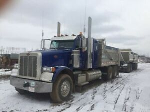 Class 1 Driver Position Available - Gravel Truck+Quad Wagon