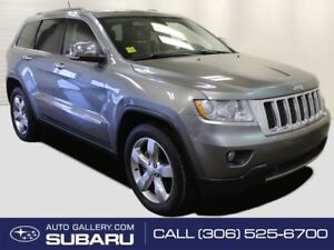 2012 Jeep Grand Cherokee OVERLAND   TOP OF THE LINE   EXCELLENT
