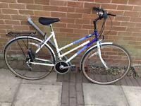 Ladies Raleigh Bike For Sale - £48