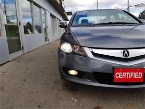 2009 Acura CSX Tech Pkg Navigation Accident Free certified