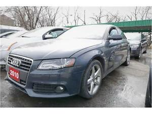 2010 Audi A4 2.0T *SAFETIED* LOW KMS