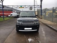 range rover sports 2 owners from new ... 4 new wheels , 12 months mot ....