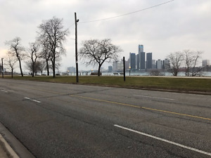 Land for sale on Riverside Drive, Windsor, Ontario