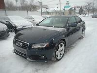 AUDI A4 2.0T QUATTRO 2010 ( BLUETOOTH, TRACTION INTÉGRALE )
