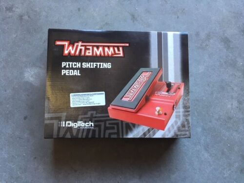 Brand New DigiTech Whammy 2-Mode Pitch-Shift Pedal Gen 5