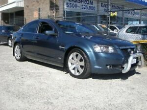 2008 Holden Calais VE MY08 Blue 6 Speed Automatic Sedan Wangara Wanneroo Area Preview