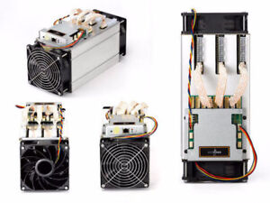 Antminer S9 ~14TH/s @ .098W/GH 16nm ASIC Bitcoin Miner