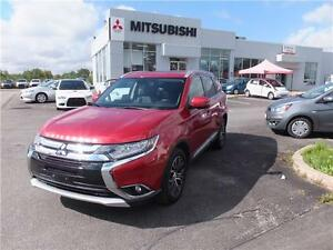 2016 Mitsubishi Outlander GT S-AWC, LEATHER, V6