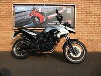 BMW F700GS - DYN AND COM PACK. LOVELY BIKE