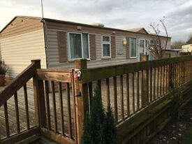 CHEAP CARAVAN FOR SALE IN NORFOLK/SUFFOLK ON BEAUTIFUL 11.5 MONTH PARK JUST £17,995.