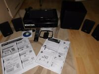 Yamaha YHT 2910 5.1 Home theatre system £170