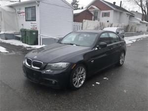 2011 BMW 335i XDRIVE 3.0L AUT CUIR NAV TOIT 8999$ 514-692-0093