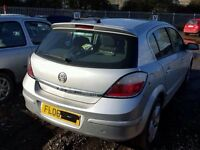 Breaking Astra h sri+ 1.8 2006 hatch most parts available 07594145438