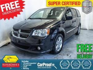 2017 Dodge Grand Caravan Crew Plus *Warranty* $149.85 / Bi OAC