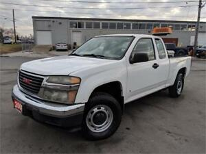 2006 GMC Canyon SL 4X4 **1 OWNER-NO ACCIDENTS**