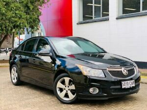 2013 Holden Cruze JH Series II MY13 CD Black 6 Speed Sports Automatic Hatchback Medindie Walkerville Area Preview