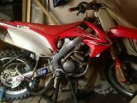 2011 Honda CRF 250cc