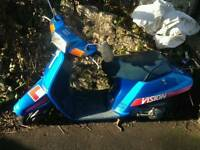 Classic Honda Moped Very low mileage