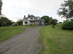 NEW PRICE: House close to Digby. Located in Marshalltown