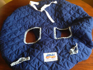 Jolly Jumper Car seat/ shopping cart cover Like New!