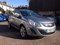 Vauxhall Corsa 1.3 CDTi ecoFLEX 16v Active 5dr (a/c) one owner