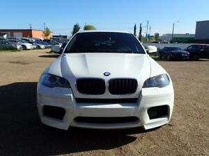 Beautiful White 2012 BMW X6 M AWD with ONLY 91,000 KM
