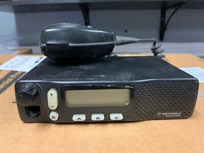 Motorola M1225 Vhf Mobile Radio - M43dgc90j2aa