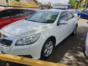 2016 Holden Malibu V300 MY15 CD White 6 Speed Sports Automatic Sedan Invermay Launceston Area Preview