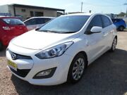 2013 Hyundai i30 GD Active White 6 Speed Auto Active Select Hatchback Aroona Caloundra Area Preview