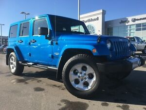 2015 Jeep WRANGLER UNLIMITED Sahara 3.6L V6