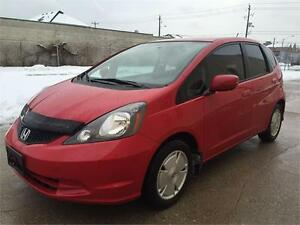 Honda Fit 2013 Excellent Condition